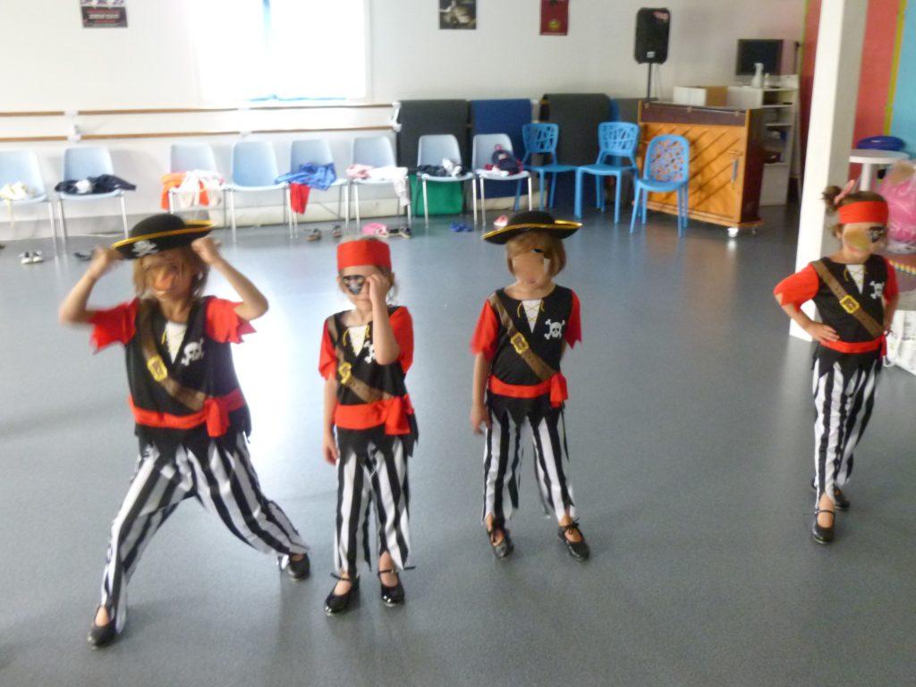 Ecole du spectacle Pirates